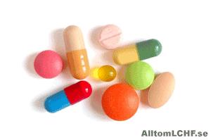 Får man i sig alla vitaminer man behöver med LCHF?