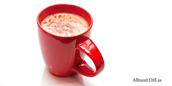 Äggmjölk eller fettkaffe är ett gott och mättande val till frukost