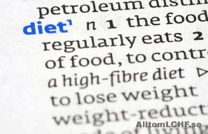 Hur mycket kolhydrater ska man äta när man äter LCHF?