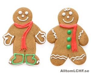 Julmat och LCHF