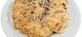 Recept på lembasbröd, ett LCHF-bröd utan vanligt mjöl