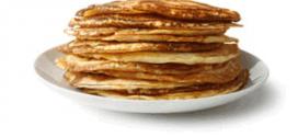 Ett recept på LCHF-pannkakor utan vanligt mjöl