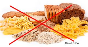 Vad man inte ska äta när man äter LCHF