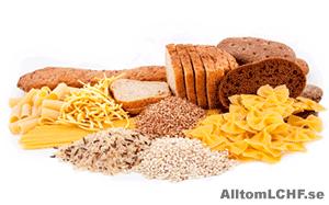 Det här ska du inte äta när du följer LCHF-dieten