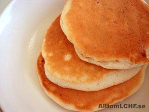 Recept på oopsies ett LCHF-bröd utan mjöl