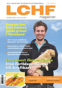 LCHF-magasinet en tidning om Low Carb High Fat