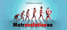 Matrevolutionen - ät dig frisk med riktig mat av Kostdoktorn