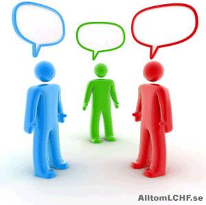 Diskussionsforum om LCHF på nätet