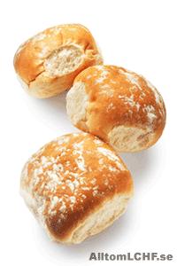 Vad har man istället för mjöl när man bakar LCHF?