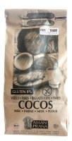 Kokosmjöl används i många LCHF-bröd