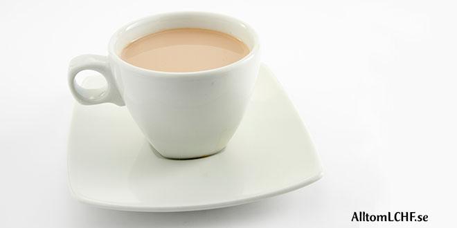 Recept på LCHF fettkaffe hittar du här