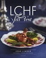 LCHF till fest, en bok av Jens Linder