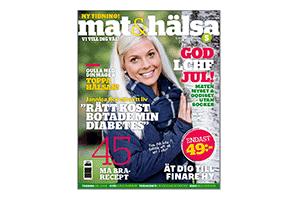 Mat och hälsa, en tidning om lågkolhydratkost