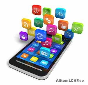 LCHF-appar till iPhone och iPad