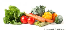 Går det att äta LCHF och vara vegetarian?