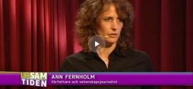 Föreläsning om socker med Ann Fernholm