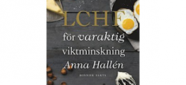 LCHF för varaktig viktminskning av Anna Hallen