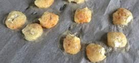 Ospuffar istället för ostbågar när du äter LCHF