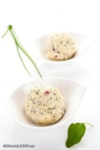 Kryddsmör: enkelt sätt att få i sig fett när man äter LCHF