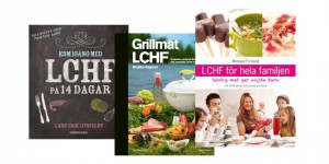 Köp LCHF-böcker på höstrean