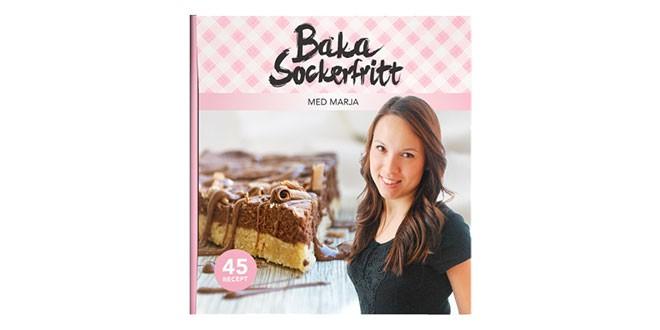 Baka sockerfritt - av Marja Folcke